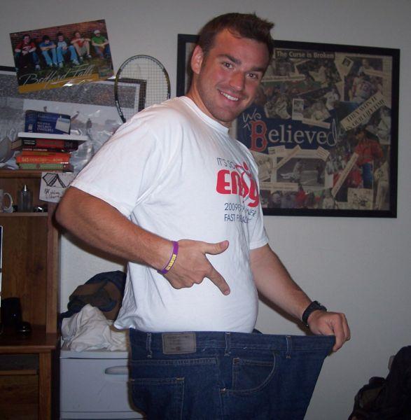 Человек, сумевший похудеть (48 фото + видео)