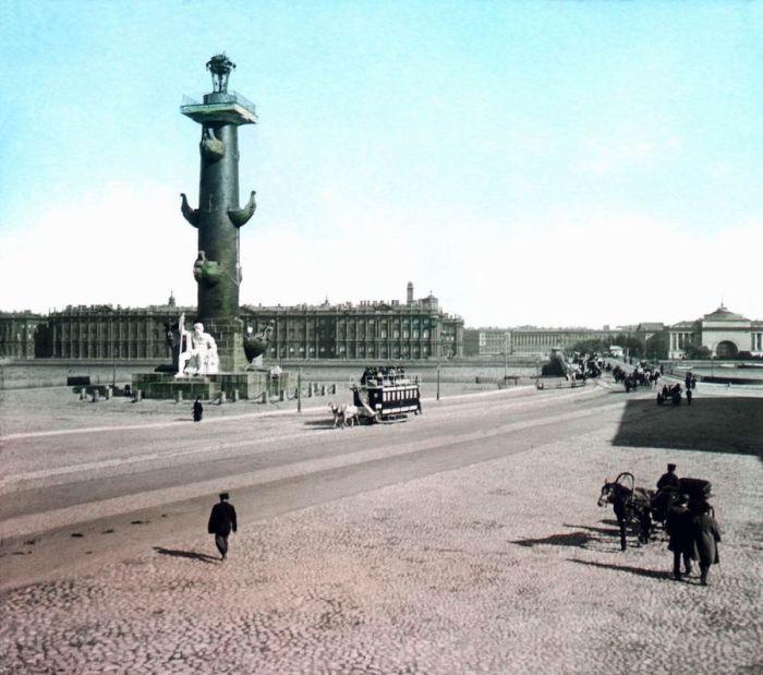 Цветные фотографии царской России. 1896 год (24 фото)