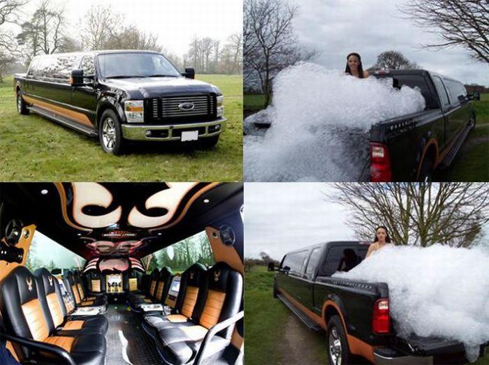 Вечеринки добили автомобиль (8 фото)