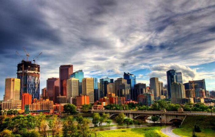 Красивые города (16 фото)