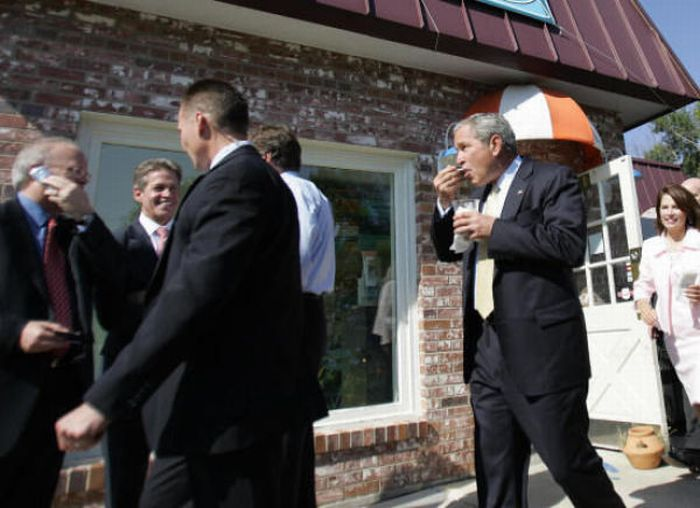 Политики, которые любят мороженое (44 фото)