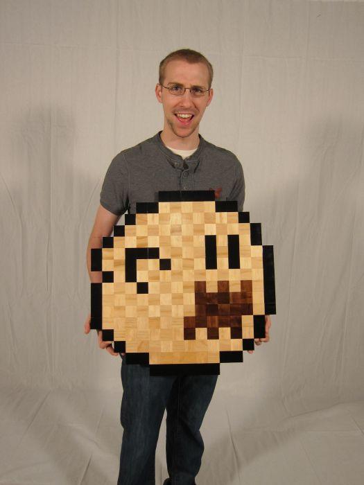 8-битный декор (47 фото)