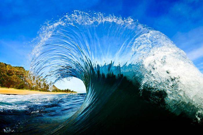 Как создаются фотографии волн (16 фото)