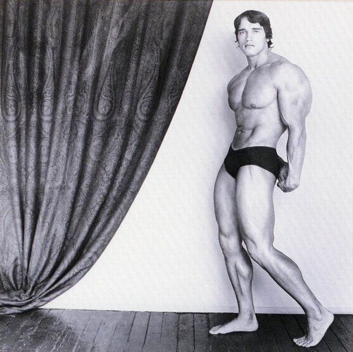 Молодой Арнольд Шварценеггер (100 фото)