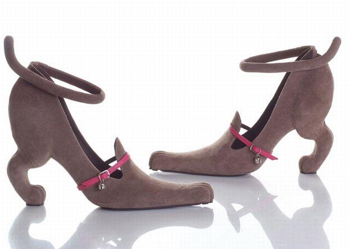 Необычная обувь (10 фото)