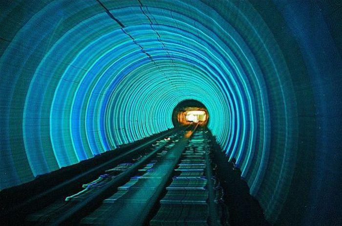 Красивое метро (22 фото)