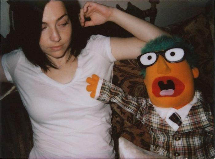Смешные и странные люди (13 фото)