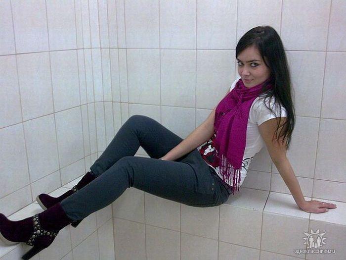 Кристина Свечинская - самый сексуальный хакер в мире (10 фото)