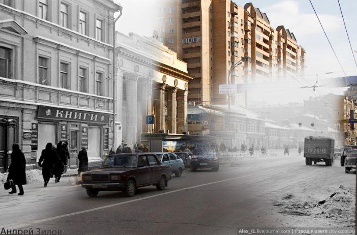 В тумане времени (8 фото)