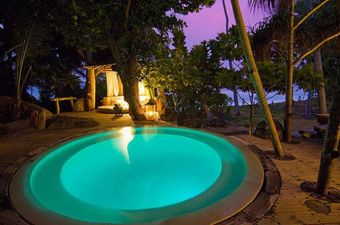 Частный остров на Сейшелах (48 фото)