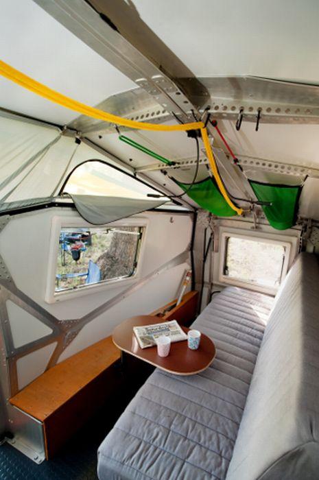 Классный трейлер для пикников (12 фото)