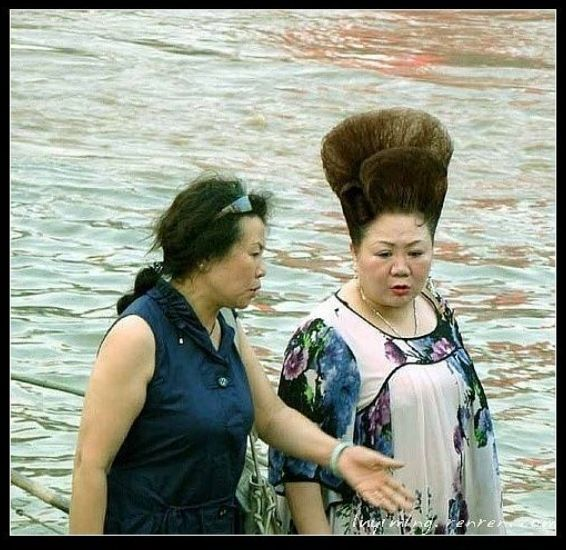 Забавные люди из китайских социальных сетей (20 фото)