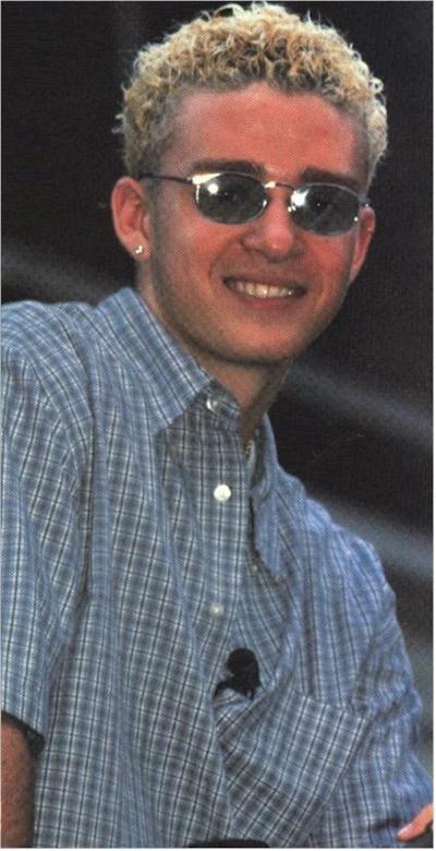 Фотографии молодого Джастина Тимберлейка, которых он стесняется (25 фото)