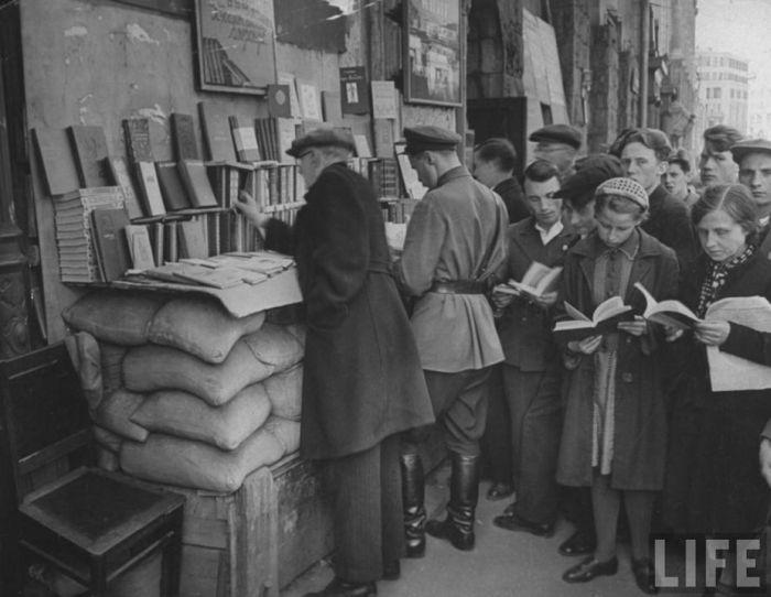 Москва. Лето 1941 (30 фото)