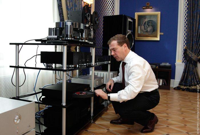 Стоимость акустики президента (9 фото)