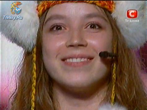 Азиза Ибрагимова из Х-фактор (Украина) (36.2 мб)