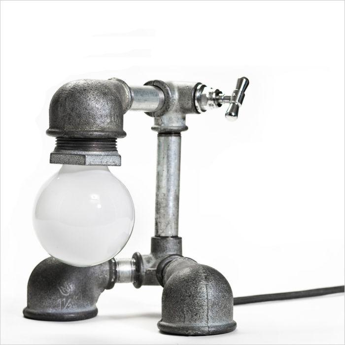 Классные водопроводные лампы (15 фото)