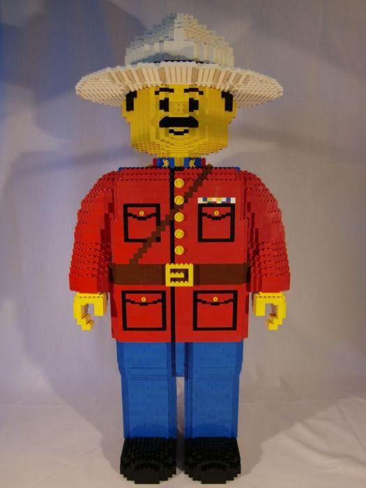 ����� �������� ������ �� Lego (50 ����)