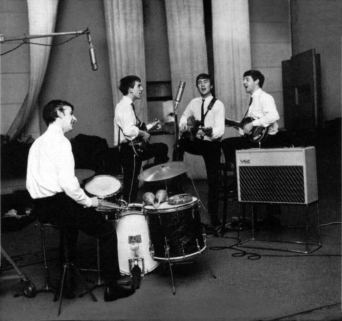 Ранние фотографии Beatles (145 фото)