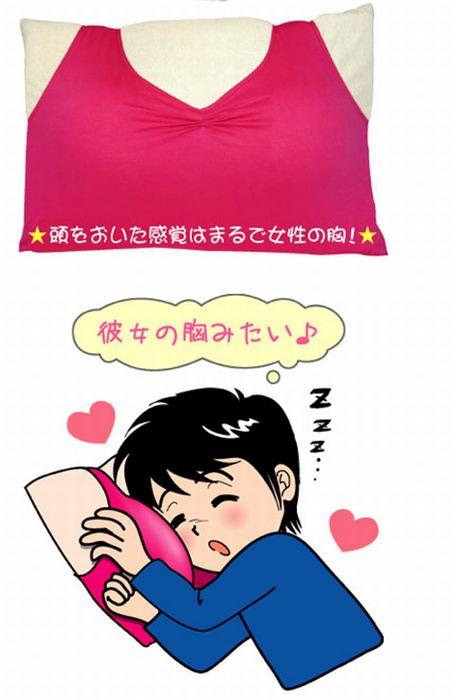 Сексуальные подушки для мужчин (9 фото)