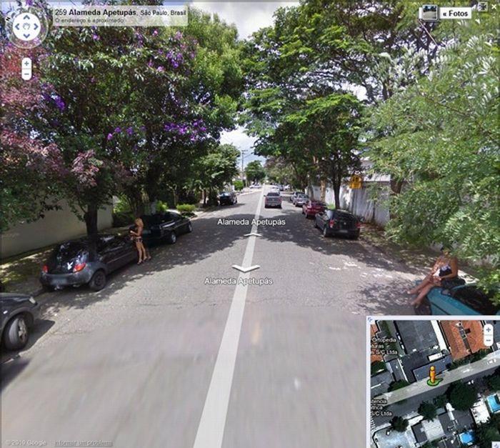 Интересные кадры с улиц Бразилии (27 фото)