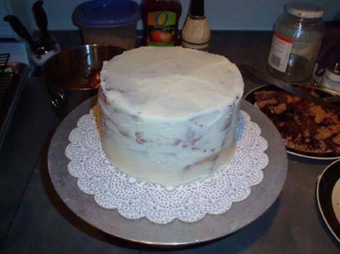 Мясной торт (14 фото)