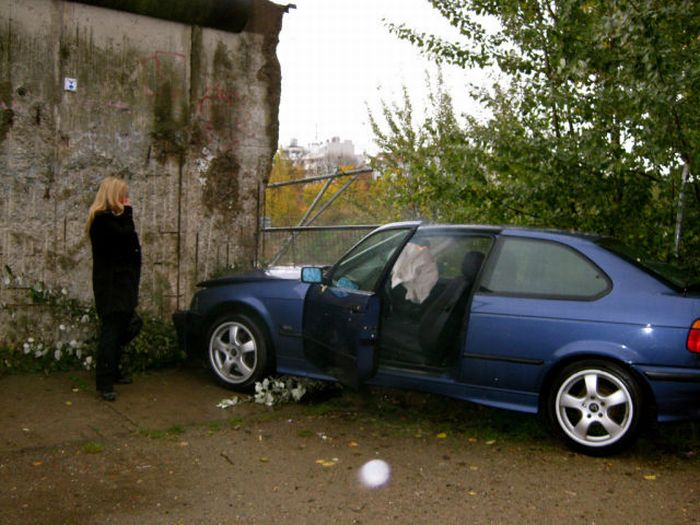 Чудеса парковки (35 фото)