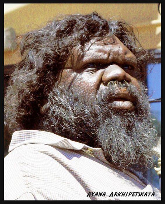 Аборигены Австралии (11 фото)
