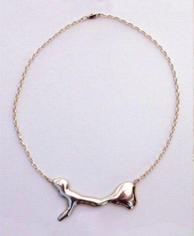 Жемчужное ожерелье для взрослых (4 фото)