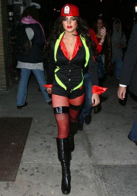 Звезды в сексуальных костюмах на Хэллоуин (20 фото)