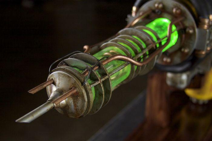 Плазменная винтовка A3-21 из Fallout 3 (36 фото)
