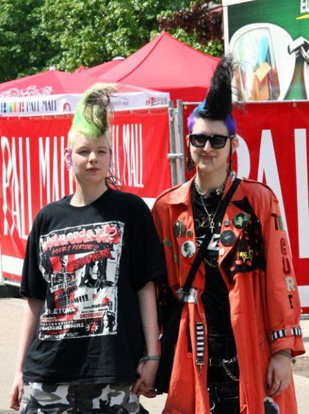 Фестиваль готов в Германии (49 фото)