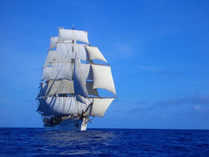 картинки красивые кораблей