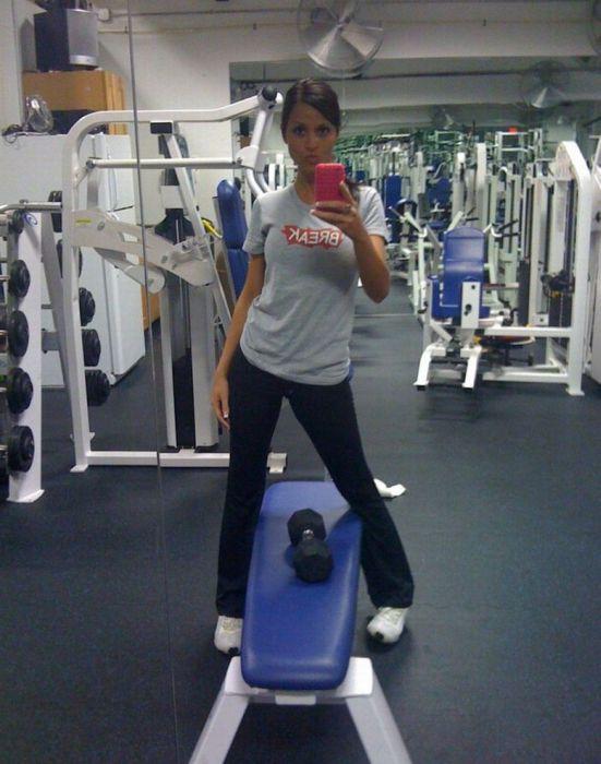 Сексуальный тренер по фитнесу (13 фото) НЮ