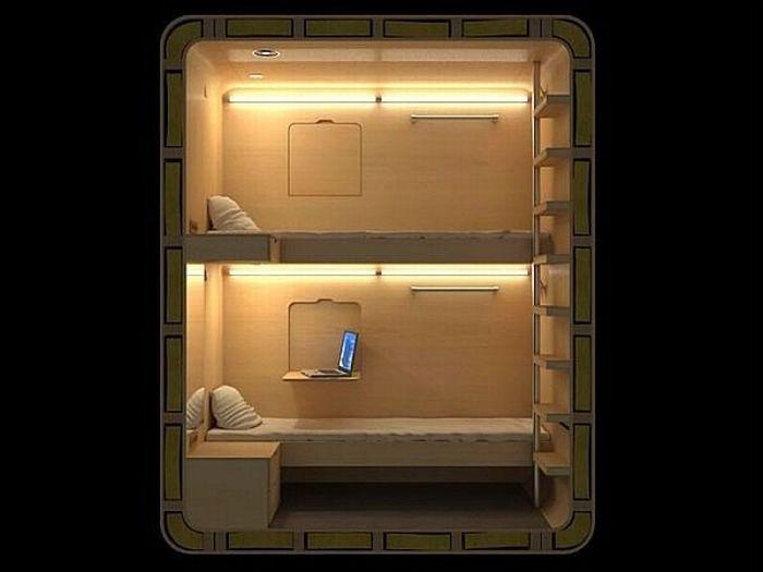 Коробка для сна (6 фото)