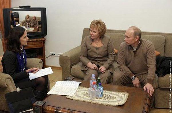 Фотожаба. Переписчики в гостях у четы Путиных (29 фото)