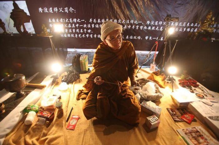 Международный фестиваль тату в Пекине (21 фото)