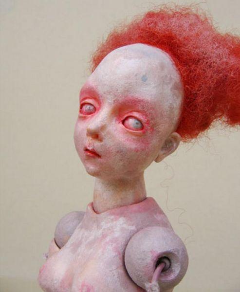 Уродливые куклы (83 фото)