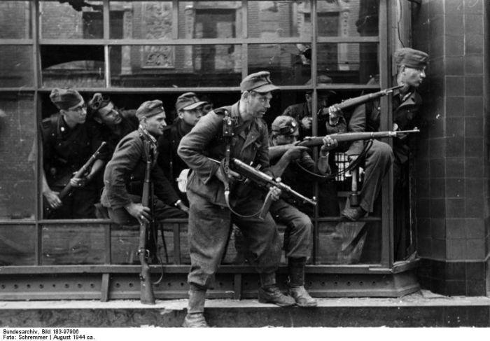 Вторая мировая война в фотографиях 77