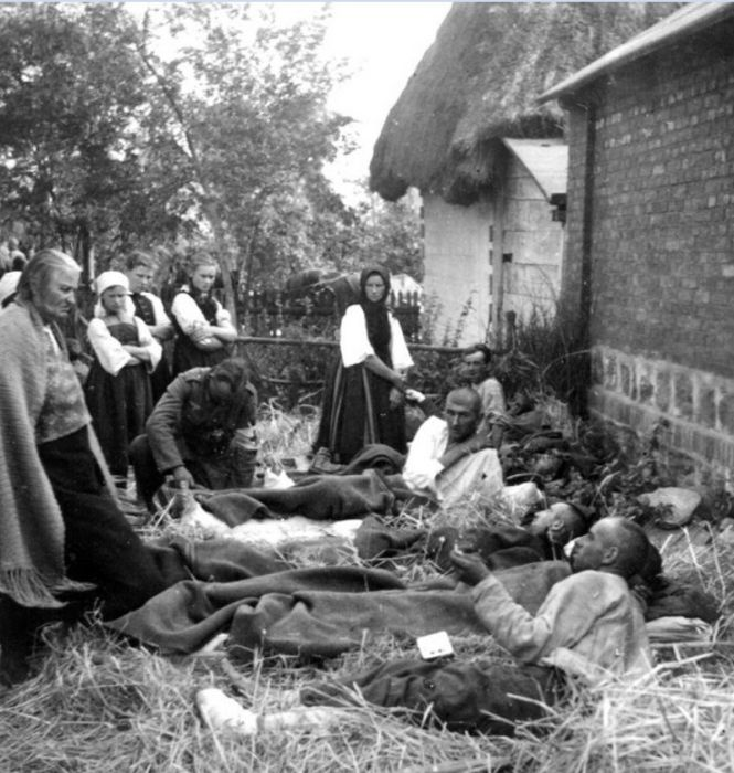 Вторая мировая война в фотографиях (77 фото)