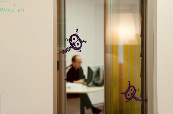 Экскурсия по офису компании Яндекс (55 фото)