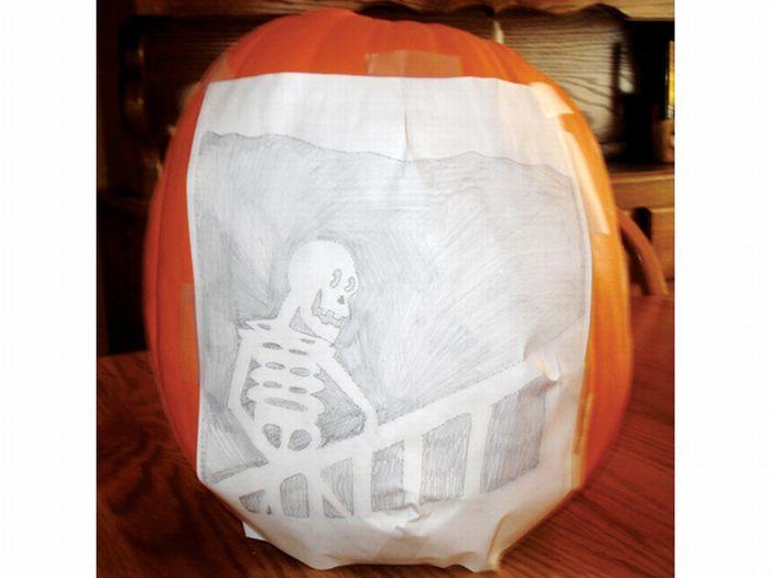 Классные идеи для Хэллоуина (55 фото)