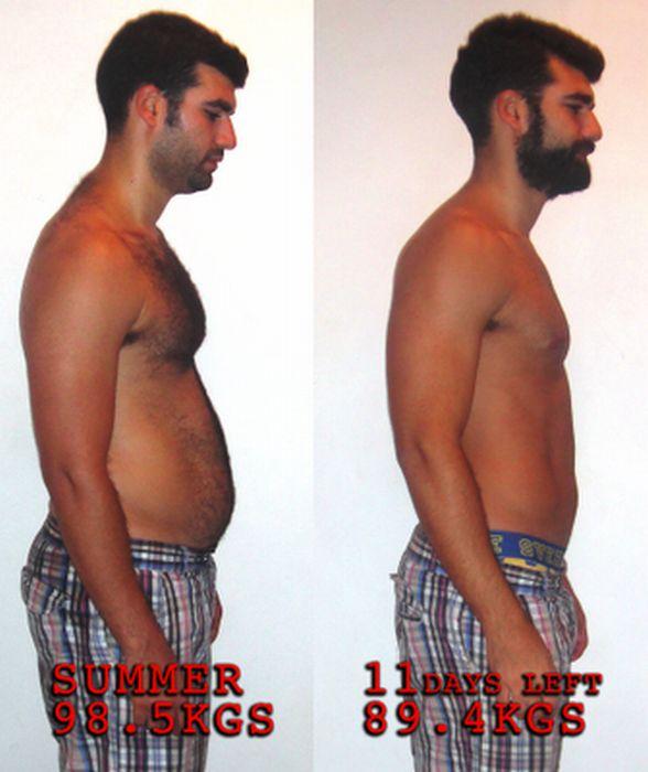 Отличная история одной диеты (11 фото)