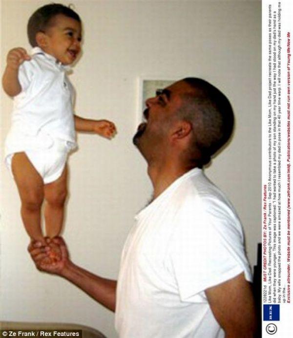 Как мама и папа (24 фото)