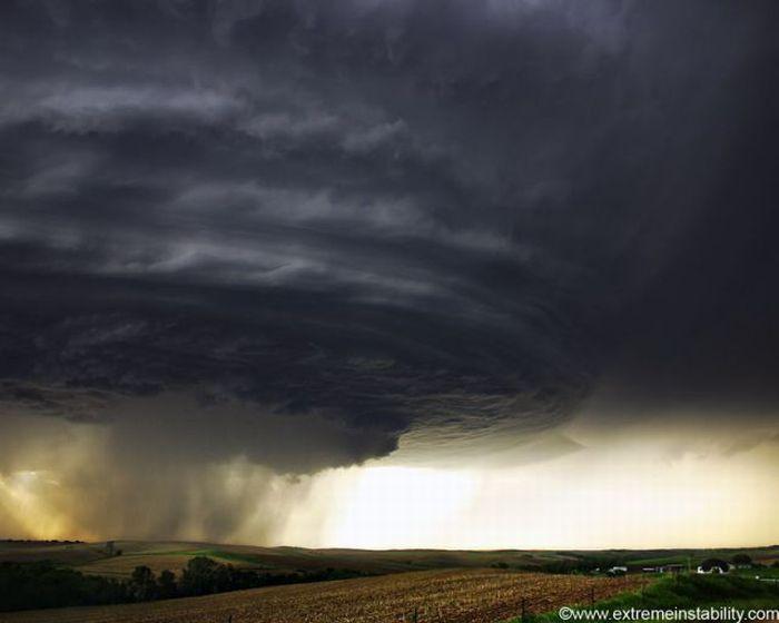 Фотографии удивительных природных явлений (66 фото)