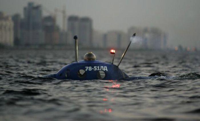 России личная подводная лодка 29 фото