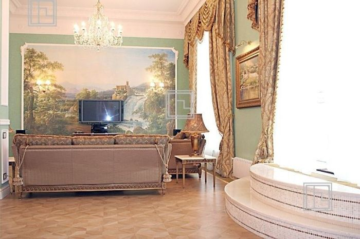 Квартира за 40 тысяч долларов в месяц (9 фото)