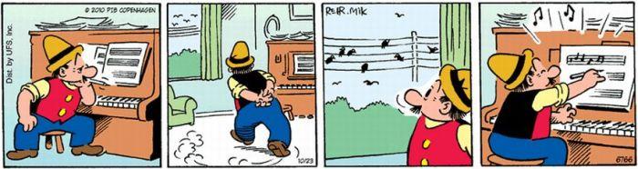 Смешные комиксы (40 фото)