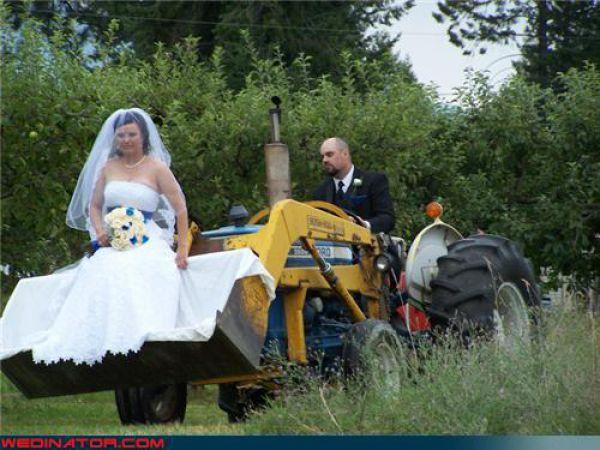 Смешные свадебные фотографии (72 фото)