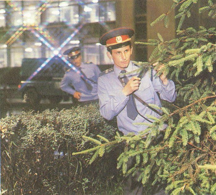 Советская милиция (58 фото)